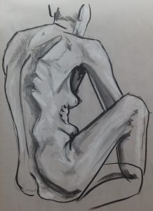 20 minute study of female form
